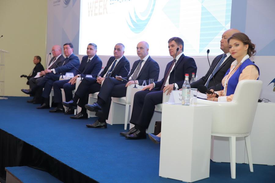 Деловой форум Евразийская неделя – 2019 в Кыргызстане